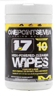 1.7 Cleaning Solutions 10 Cleaning Disposable Wipes