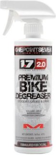 1.7 Cleaning Solutions 2.0 Premium Bike Degreaser