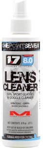 1.7 Cleaning Solutions 8.0 Cycling Lens Cleaner