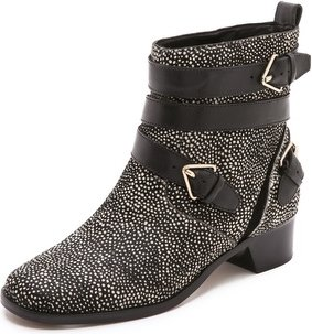 10 Crosby by Derek Lam Coleen Haircalf Booties