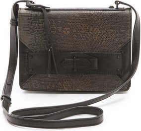 10 Crosby by Derek Lam Ombre Lizard Mini Bag