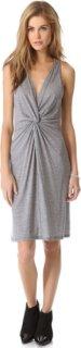 10 Crosby by Derek Lam Sleeveless Twist Dress