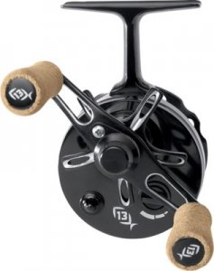 13 Fishing Black Betty 6061 Ice Reel