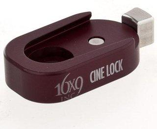 16x9 Cine Lock Female Receiver Plate