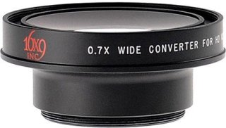 16x9 EXII 0.7x Wide Angle Converter 46mm Screw Thread Mount