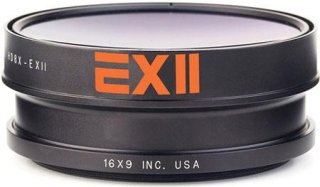 16x9 EXII 0.8x Wide Angle Converter for Sony PMW-EX3/PMW-EX1 Camera