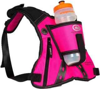 Orange Mud HydraQuiver Hydration Pack