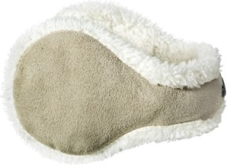 180s Sherpa Ear Warmer - Beige