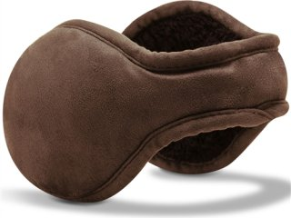 180s Tuckerman Ear Warmers Java at SunnySports