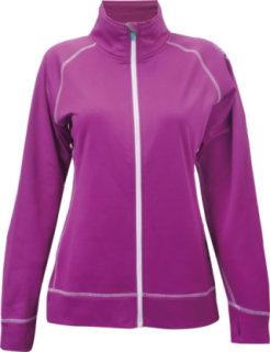 2117 Of Sweden Gotland Power Fleece Jacket Purple