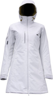 2117 Of Sweden Oland Jacket White