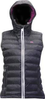 2117 Of Sweden Skane Snow Vest Black