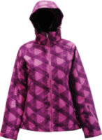 2117 Of Sweden Uppland Ski Jacket Dk-Purple