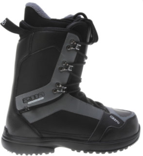2117 Of Sweden 2117 Holmestad Snowboard Boots Black/Grey