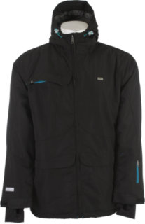 2117 Of Sweden Hokerum Ski Jacket Black