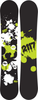 2117 Of Sweden Identity Wide Snowboard 159
