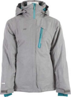 2117 Of Sweden Jovattnet Ski Jacket Grey