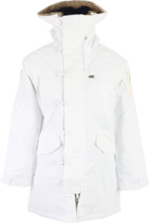 2117 Of Sweden Kvanum Jacket Dark White