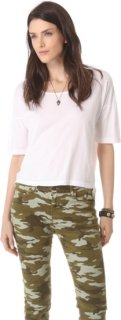 291 Cropped Boxy Tee