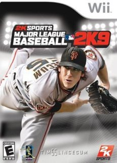 2K Games Major League Baseball 2K9 (Nintendo Wii)