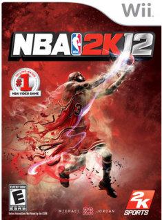 2K Games NBA 2K12 (Nintendo Wii)