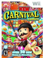 2K Games New Carnival Games (Nintendo Wii)