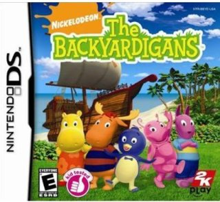 2K Games The Backyardigans (Nintendo DS)