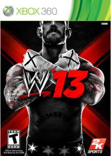 2K Sports WWE 13 (Xbox 360)