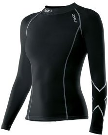 2XU Long Sleeve Compression Baselayer Top