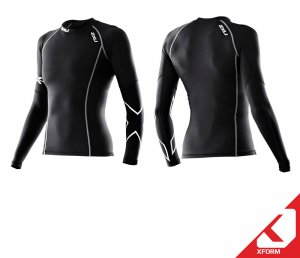2XU Thermal Compression L/S Top