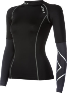 2XU Elite L/S Compression Top