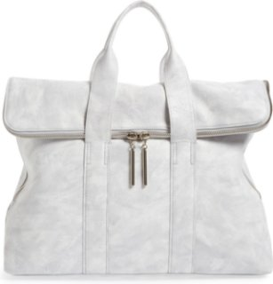 3.1 Phillip Lim 31 Hour Painted Leather Tote Marble