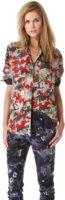 3.1 Phillip Lim Epaulet Camo Shirt