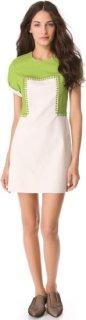 3.1 Phillip Lim Eyelet Combo Shift Dress