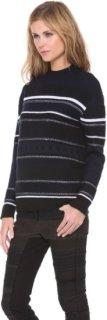 3.1 Phillip Lim Multicolor Jacquard Pullover
