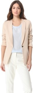 3.1 Phillip Lim Rolled Up Sleeve Jacket