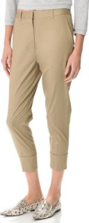 3.1 Phillip Lim Tapered Dickie Trousers
