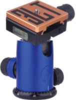 3 Legged Thing Air Head 1 Magnesium Alloy Ball Head with Quick Release 17.6 lbs Load Capacity Blue