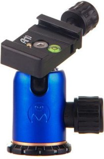 3 Legged Thing AirHed 0 Evolution 2 Magnesium Alloy Ball Head Blue