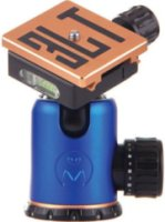 3 Legged Thing Magnesium Alloy Air Head 2 Ballhead with Quick Release Supports 17 lbs. Blue