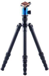 "3 Legged Thing X2.1a Dave Evolution 2 Magnesium Alloy Tripod System with AirHed 2 60.23"" Maximum Height 26.45 lbs Load Capacity Blue"