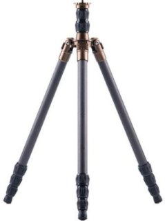 "3 Legged Thing X4 Eric Evolution 2 Carbon Fiber Tripod 17.60lbs Load Capacity 19.7"" Folded Length Rapid/Reversible Center Column"