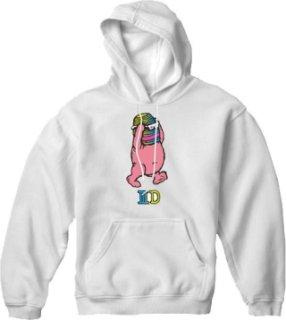 3D Bear Hooded Sweatshirt