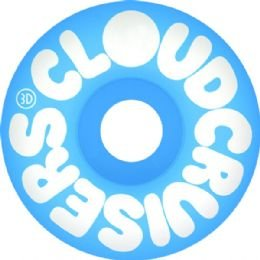 3D Cloud Cruisers Wheels