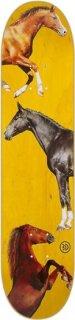 3D Horses Deck