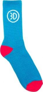 3D Logo Socks