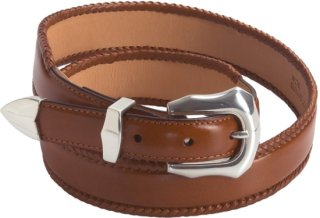 3D Western Leather Belt