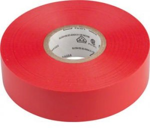 "3M 35 Electrical Tape 3/ 4""x66' Red"
