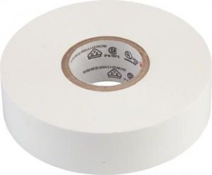"3M 35 Electrical Tape 3/ 4""x66' White"