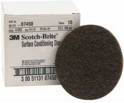 "3M 4"" Scotch-Brite Surface Conditioning Disc Coarse"